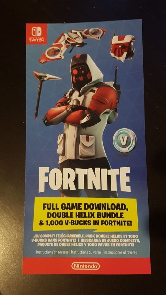 How to buy fortnite skins nintendo switch