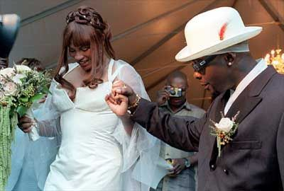 Remember when Rapper Treach and Pepa married in 1999?