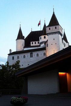 Chateau de Nyon, Suisse