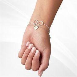 Hochwertiges Silberarmband Unendlichkeitszeichen SB0162 https://www.thejewellershop.com/ #silber #armband #bracelet #unendlichkeitszeichen #silver #nails #heart #jewelry #herz #schmuck