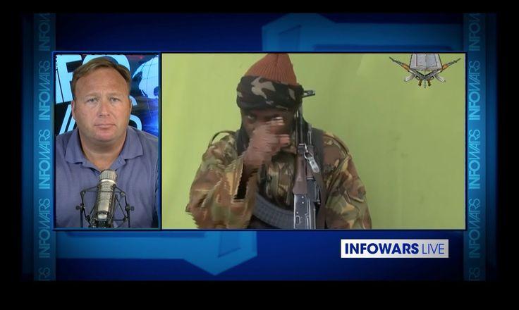 Obama's CIA Runs Boko Haram