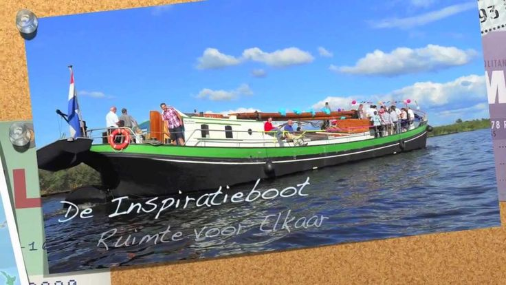 Korte introductievideo over De Inspiratieboot