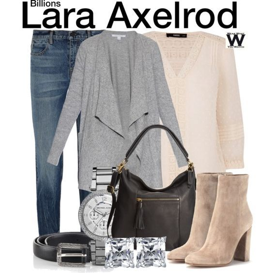 aa7d483df93a Inspired by Malin Akerman as Lara Axelrod on Billions - Shopping ...