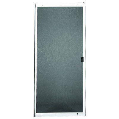 Lowe's 36-in White Aluminum Screen Door