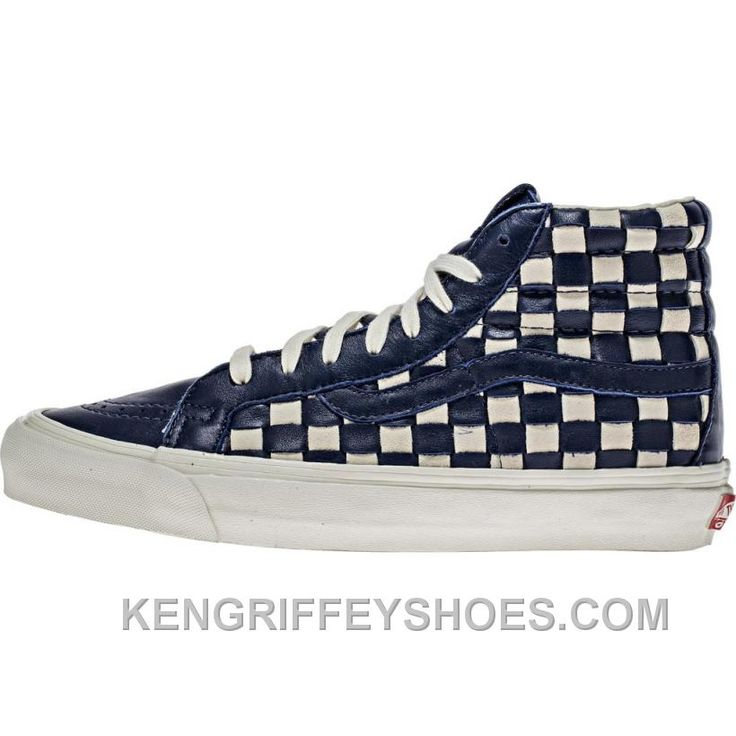 "https://www.kengriffeyshoes.com/vault-by-vans-og-sk8hi-lx-checkered-past-mens-navy-white-eczxa.html VAULT BY VANS OG SK8-HI LX ""CHECKERED PAST"" (MENS) - NAVY/WHITE YMJAX Only $175.00 , Free Shipping!"