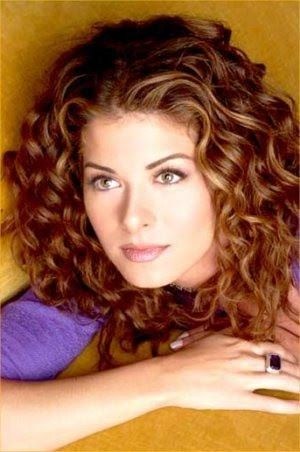 What I WISH my hair looked like! (actress Debra Messing) I've had curly hair all my life, and although my mane was once the bane of ...