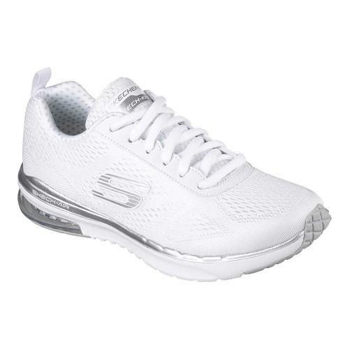 Women's Skechers Skech-Air Infinity Training Shoe White/