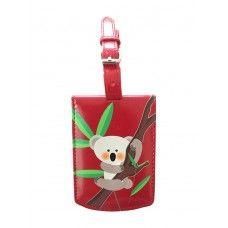Koala Luggage Tag