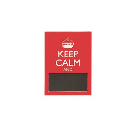 KEEP CALM - Carton Factory