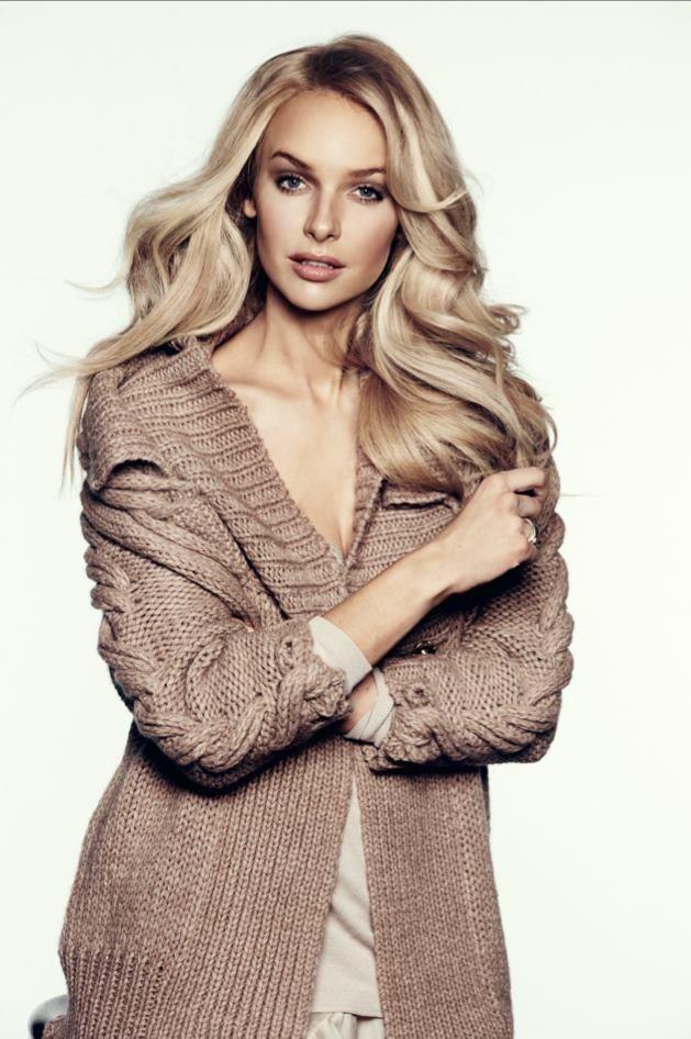 Makeup Artist Patrycja Dobrzeniecka. MAGDALENA MIELCARZ FOR INSTYLE