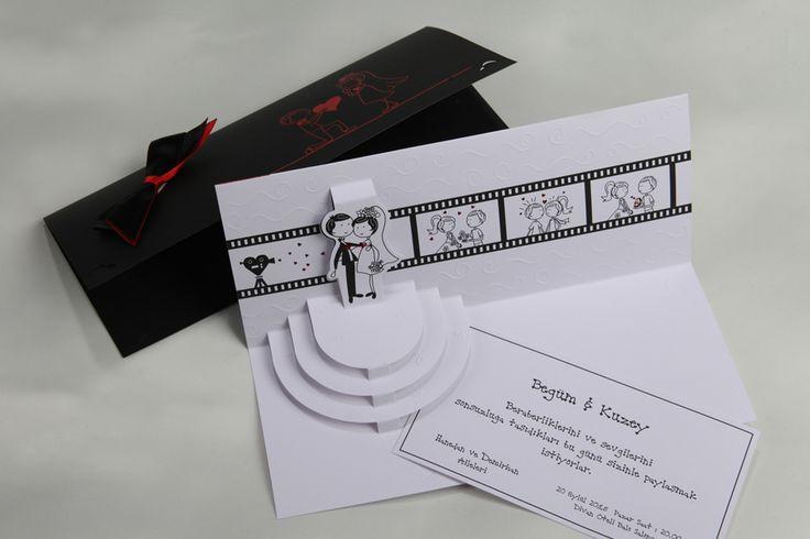 Yeni davetiye modellerimiz evlilikmarket.com da.    http://www.evlilikmarket.com/siyah-gelin-damat-figurlu-davetiye-50608