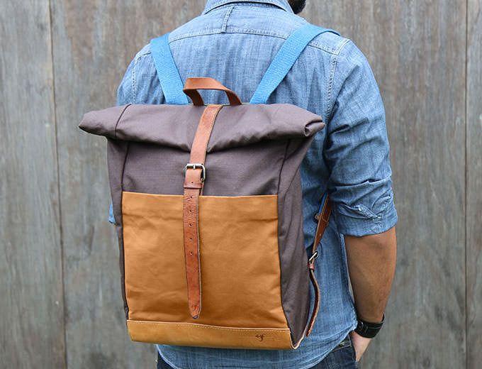 Rollup Backpack – OCRA  - Officine Federali