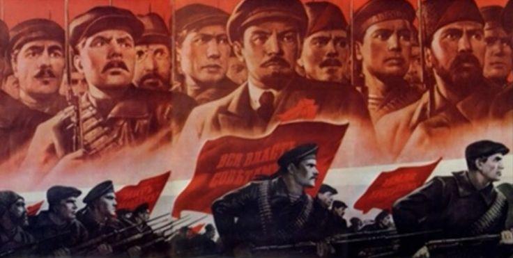 video su Lenin e la rivoluzione di ottobre