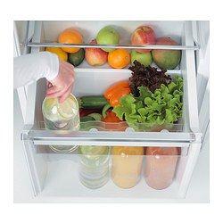 ikea integrated fridge freezer instructions