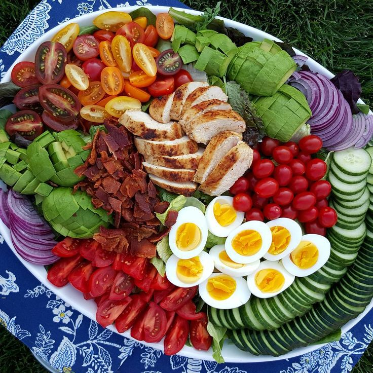 Salad for a crowd