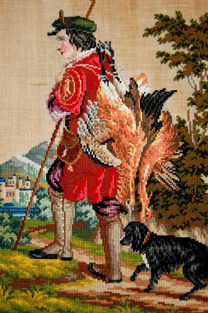 113659,16 руб. in Антиквариат, Текстиль для дома (до 1930 г.), Гобелены