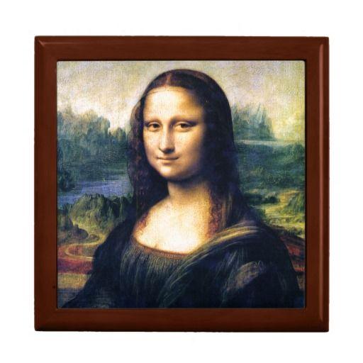 The Mona Lisa Gift Box