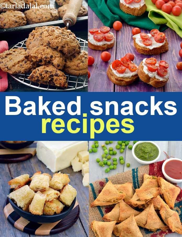 Veg Baked Snacks Indian Baked Snacks Recipe Vegetarian Snacks Snack Recipes Vegetarian Snacks Recipes
