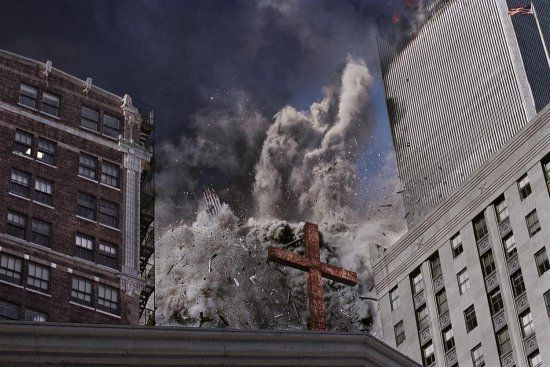 Revisiting 9/11: Unpublished Photos by James Nachtwey