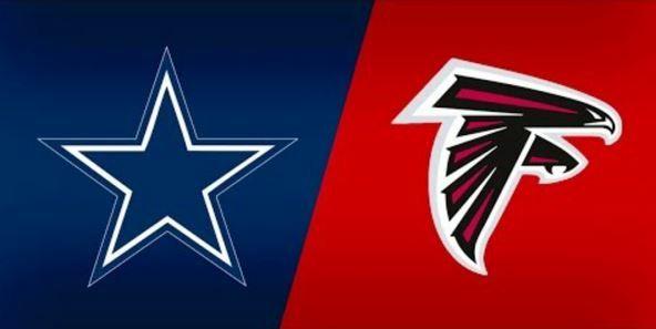 Dallas Cowboys vs Atlanta Falcons