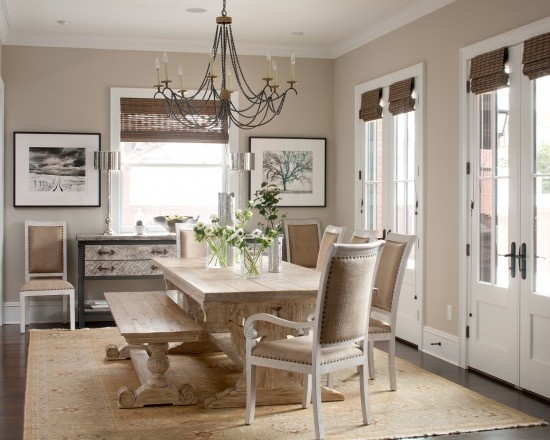 Traditional Dining Room Design, Pictures, Remodel, Decor and Ideas - page 5