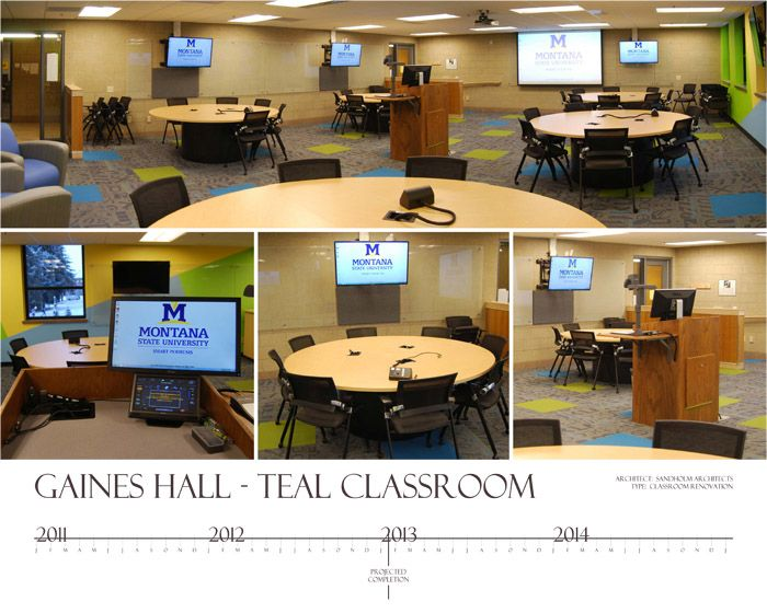 Alden Library Study Rooms