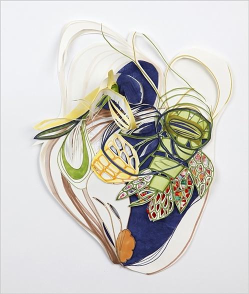 papercut by Simone Lourenco