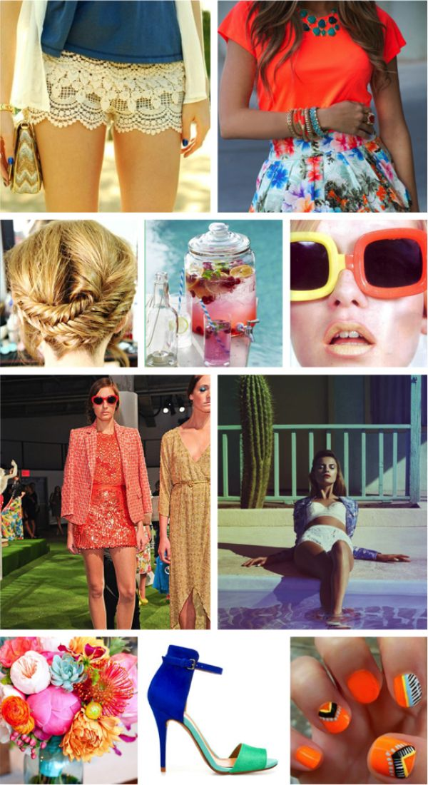 love this ulookhaute.com May Mood Board