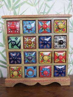 Ceramic Spice Drawer 16