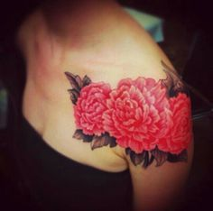 pink carnation tattoo - Google Search
