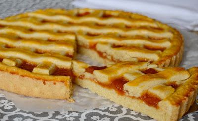 Citromhab: Crostata