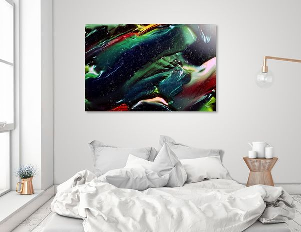 Discover «primal», Numbered Edition Aluminum Print by vividvivi - From $59 - Curioos