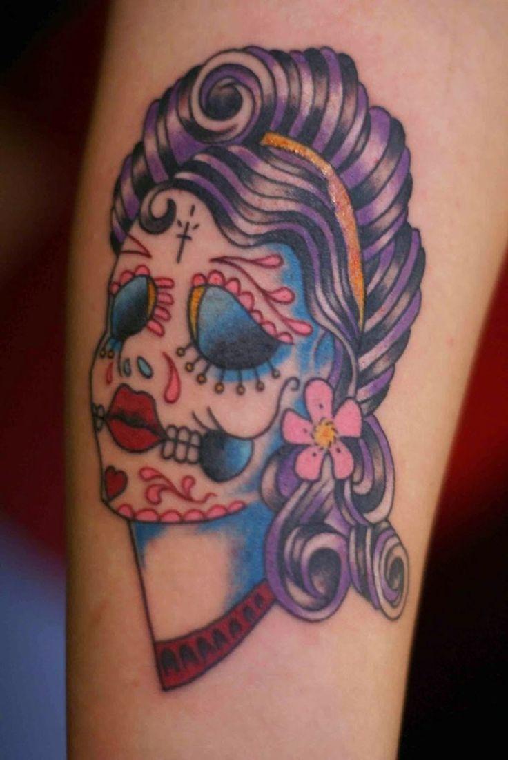 Les 303 meilleures images du tableau tatouage femme women tattoo sur pinterest - Tatouage loup signification ...