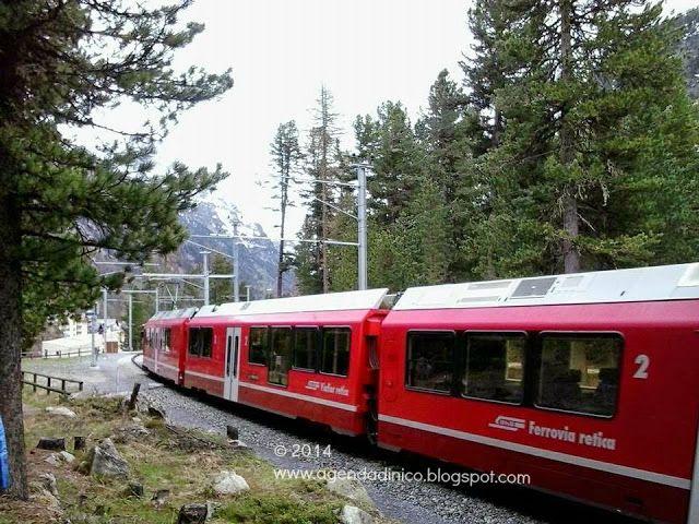 Alp Grüm, Ospizio Bernina, Saint Moritz (Svizzera)