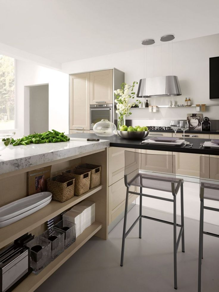 154 best Cucine open-space images on Pinterest   Architecture ...