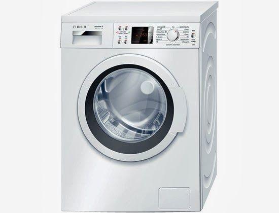 Opinión Lavadora: Bosch WAQ24468EE (mejor lavadora de 8Kg) - Guia Compra Lavadora