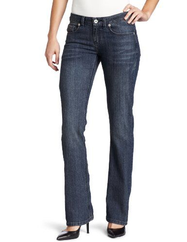 Dickies Womens Slim Boot Cut Jean Antique Dark Indigo 4 Regular * For more information, visit image link.