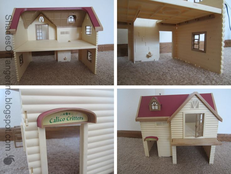 13 best images about calico critters on pinterest diy for Best way to flip houses