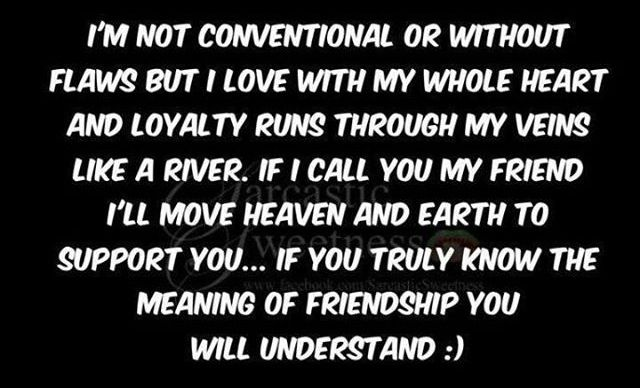 Best 25+ Friendship Loyalty Quotes Ideas On Pinterest