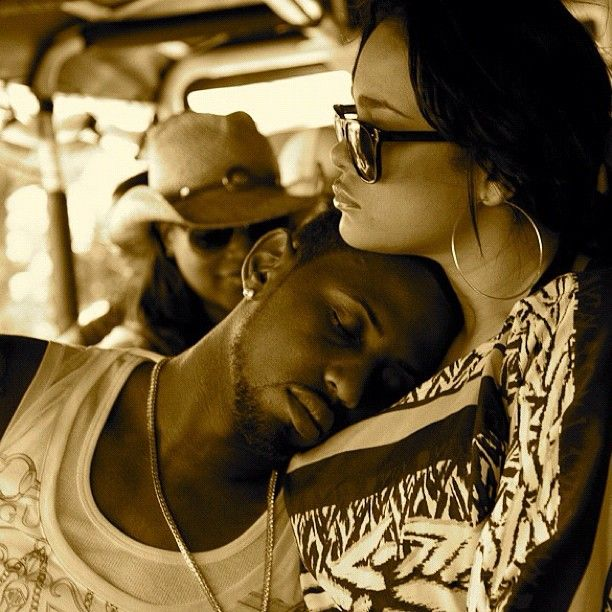 Versatile Scoop: Rapper Fabolous & Girlfriend Emily Loving up ...
