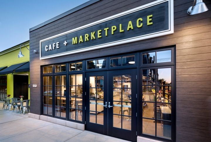 Small-Batch Supermarkets : Grocery Store