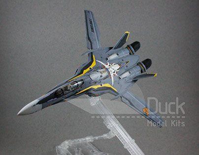 "Check out new work on my @Behance portfolio: ""VF-25S Hasegawa 1/72"" #macross #hasegawa #duckmodelkits #mecha http://be.net/gallery/47571337/VF-25S-Hasegawa-172"
