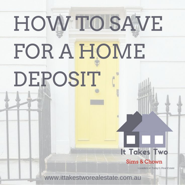 If you have been dreaming of owning your own home but it feels like light years away, there are some tricks to saving up for your initial deposit which are worth thinking about. #home #realestate #brisbanerealestate #annerley #brisbane #saveforahome #homedeposit