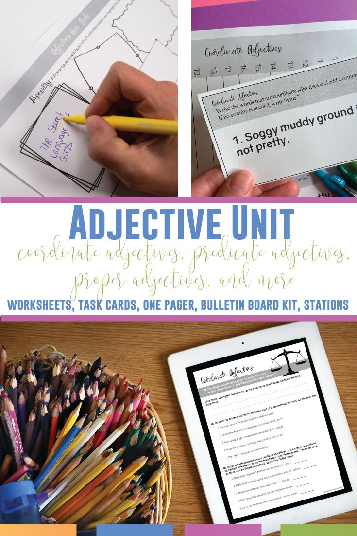 Adjective Lesson Plans More Than A Grammar Worksheet Language Arts Classroom In 2021 Adjectives Lesson Teaching Adjectives Adjective Lesson Plans [ 1102 x 735 Pixel ]