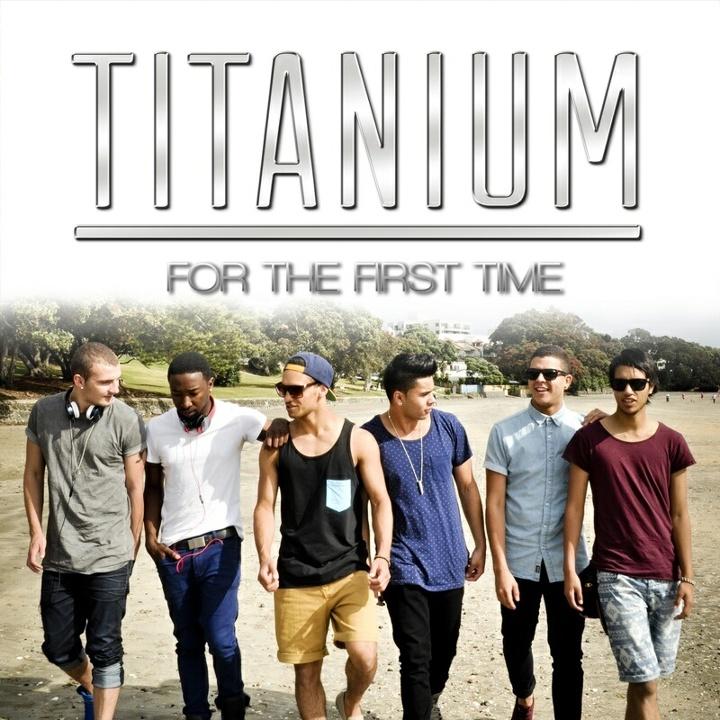 Titanium, my fav boy band <3<3