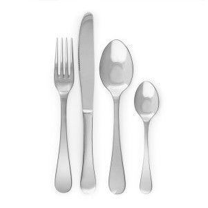 24-piece Lisboa Cutlery Set | Woolworths.co.za