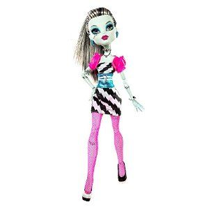 Amazon.com: Monster High Dawn of the Dance Frankie Stein