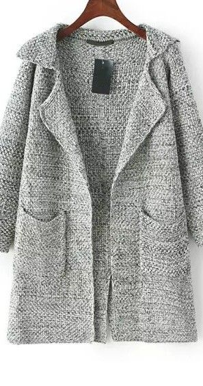 The type of comfy cardigan that my friends would try to steal from me :)