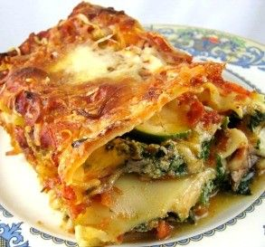 "Vegetable Lasagna: ""This was absolutely wonderful. My husband is a meat eater and was skeptical, but he even went back for seconds."" -Chef JessicaRHorne"