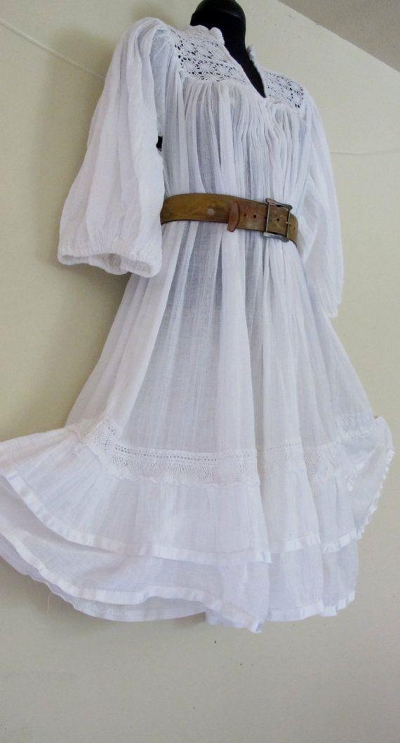 78  ideas about Gauze Dress on Pinterest  Embroidery dress ...